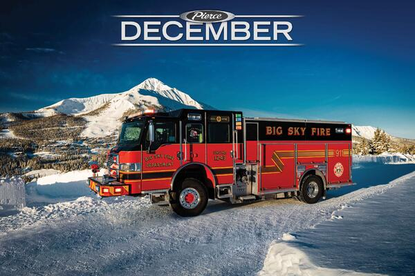 December 2020 Truck of the Month