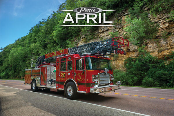 April 2021 Featured Fire Truck of the Month
