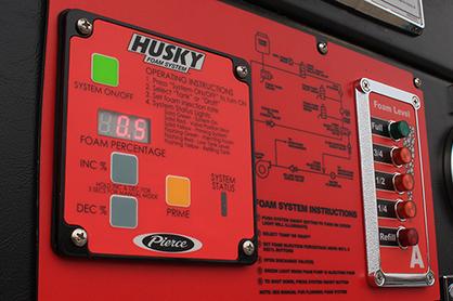 Pierce-About-Us---Husky-Foam-System---Innovation