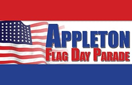 Appleton Flag Day Parade - Generic Logo