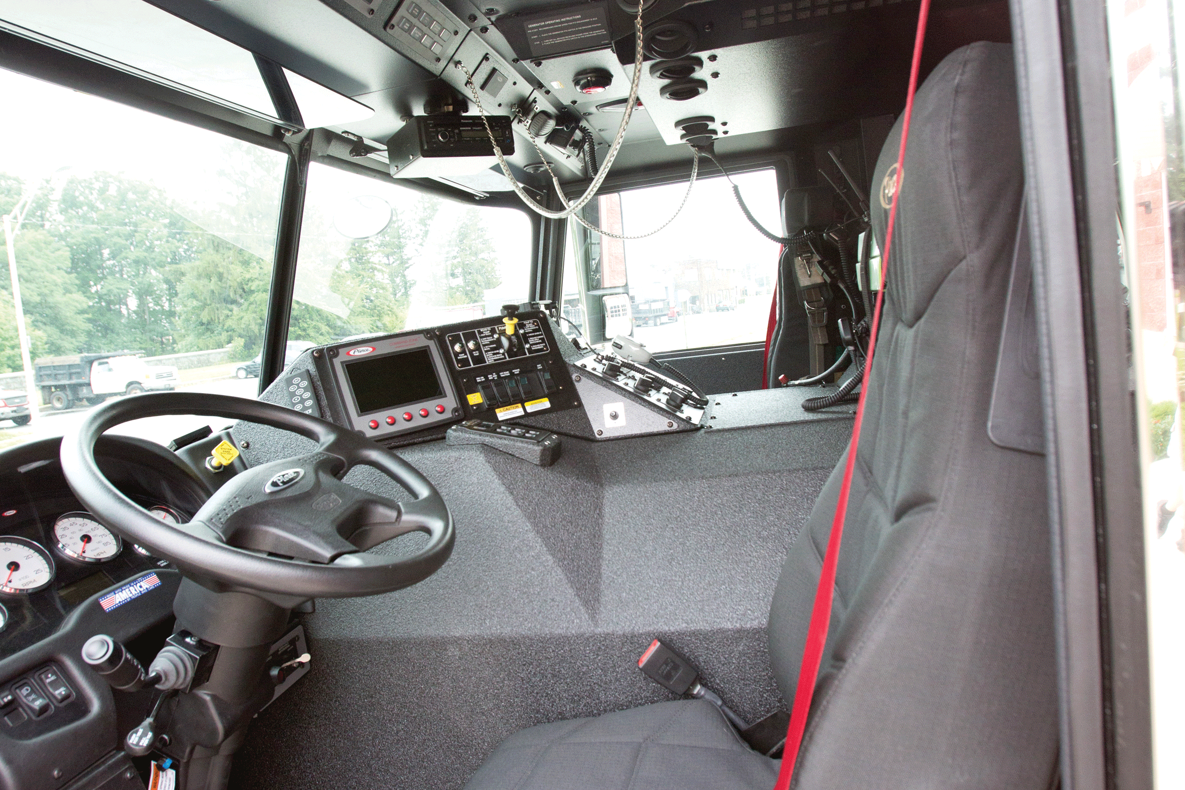 ArrowPierce Arrow XT Custom Chassis - Interior