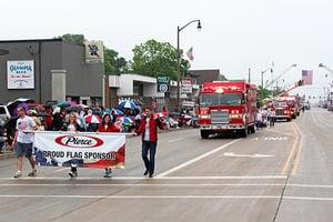 Appleton-Flag-Day-Parade-Flag-Day-Sponsor-Pierce