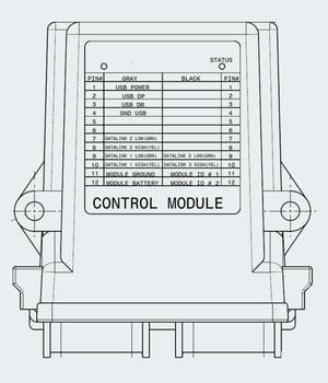 Command Zone Control Module