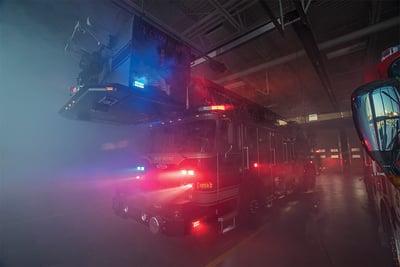 West Metro – Whelen Pioneer LED Telescopic-Warning Lights