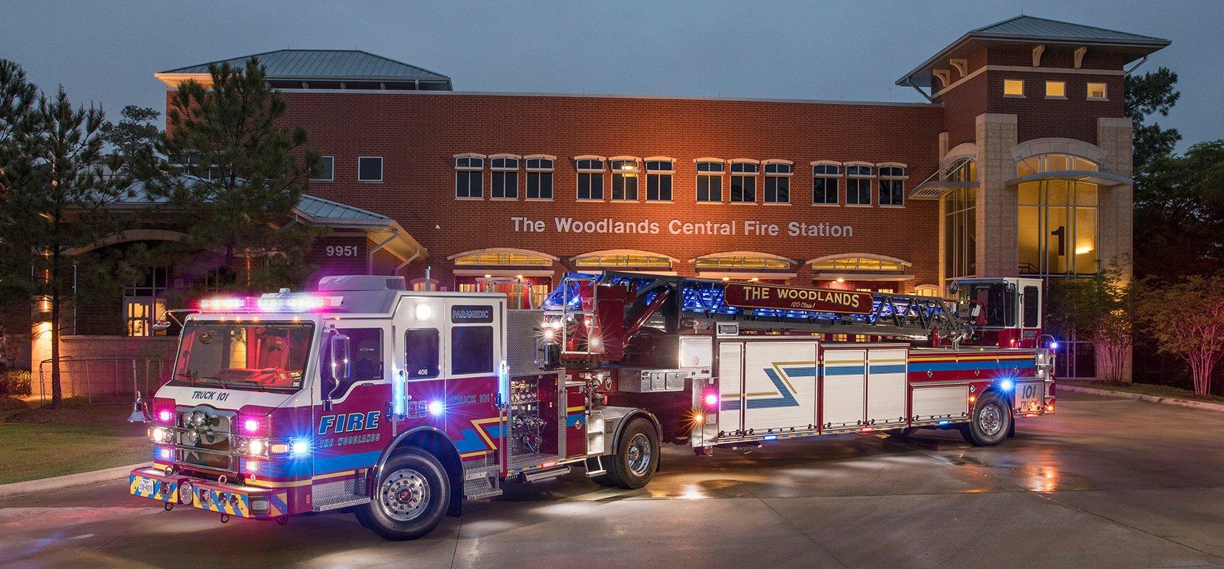 Trends in Fire Apparatus Emergency Warning Lights