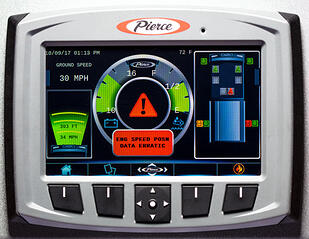 Electrical System Display