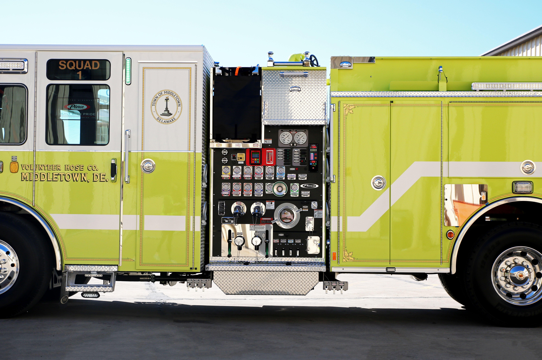 Fire Suppression Pump Panel Crosslays
