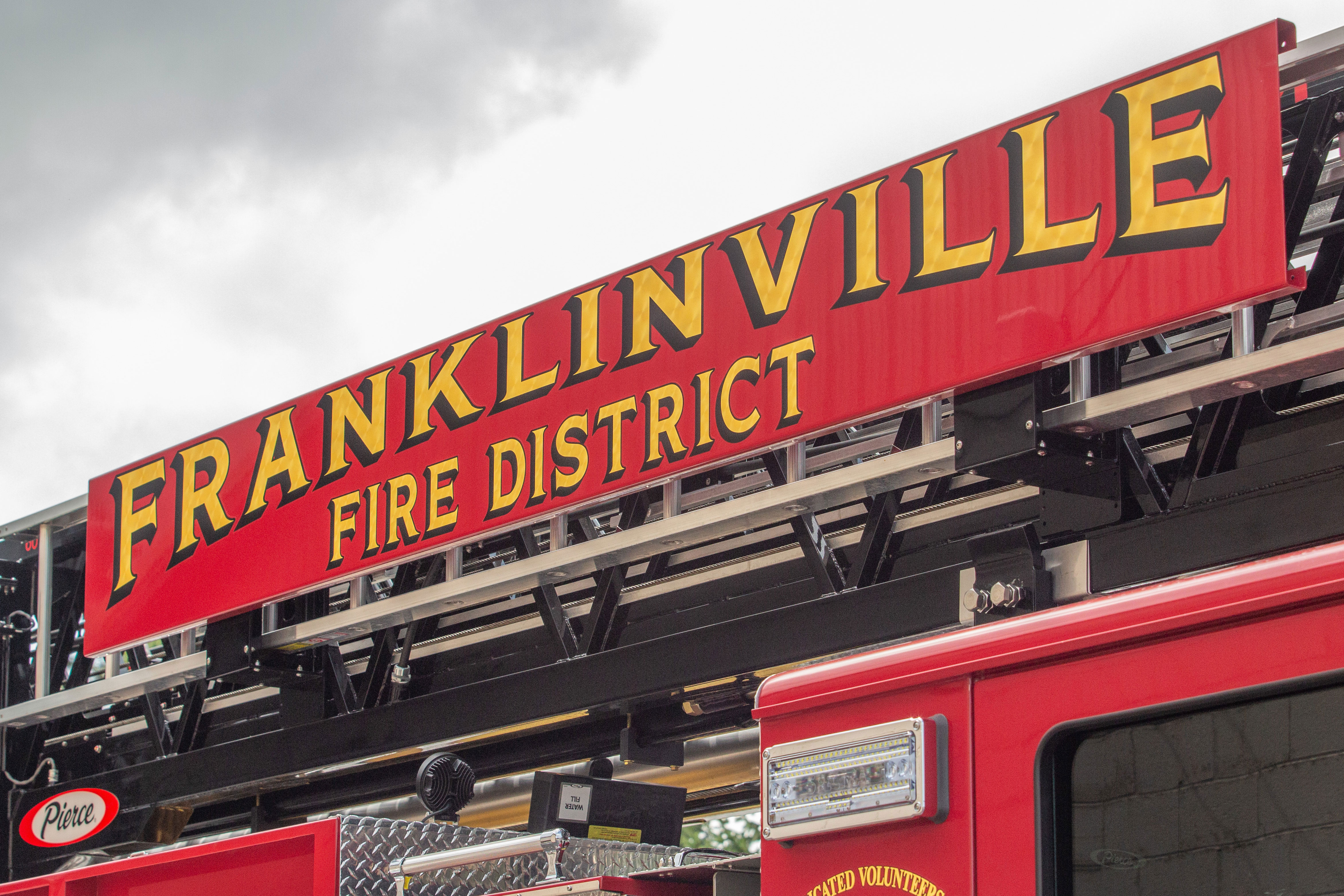 Franklinville Enforcer 110 Ascendant Platform - Department