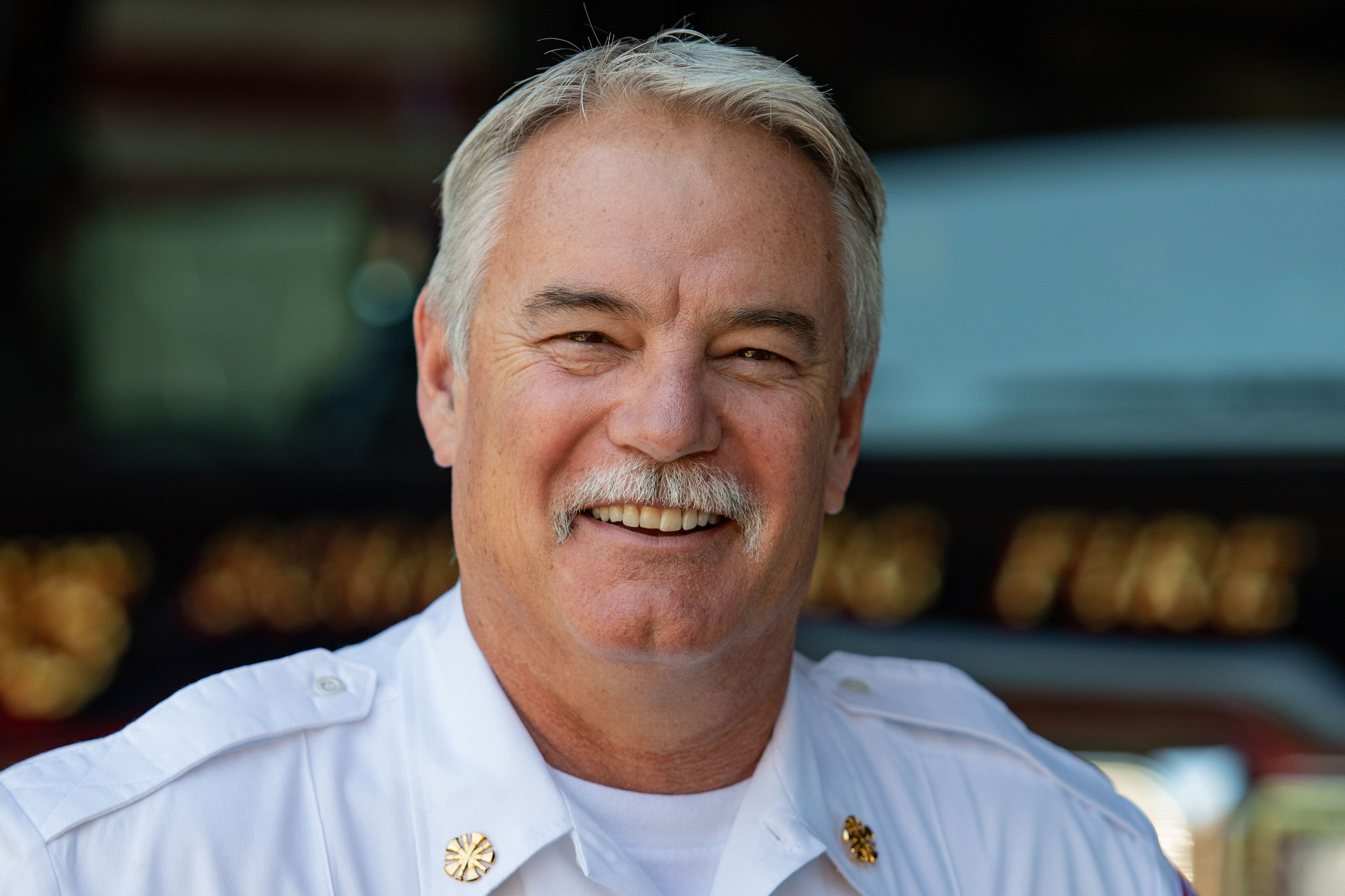 Schaumburg Fire Department - Chief James Walters