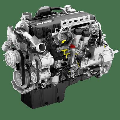 PACCAR MX-13 Big Block Engine