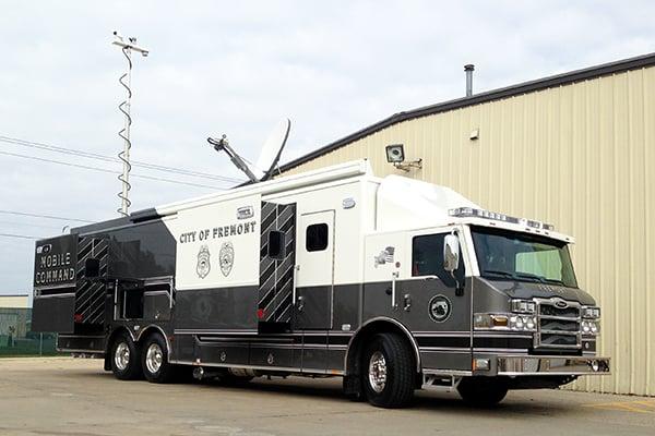 Pierce Rescue Applications - Incident Command