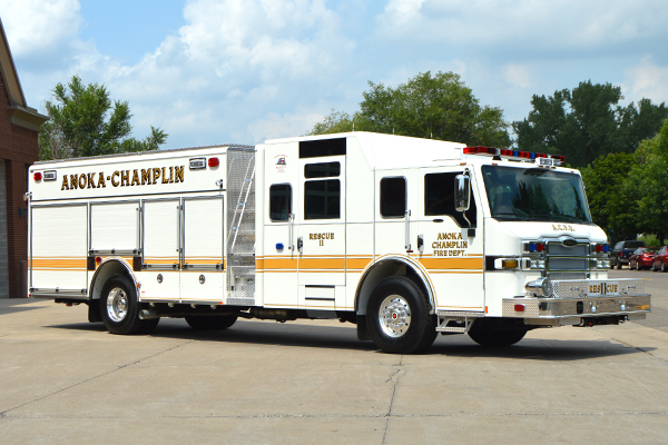 Pierce Rescue Applications - Tactical Response