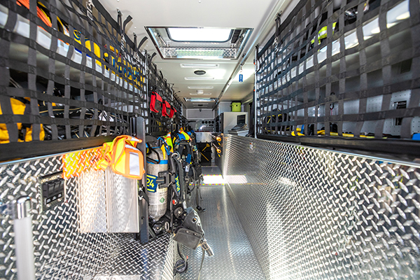 Pierce Walk-In Heavy-Duty Rescue Overview