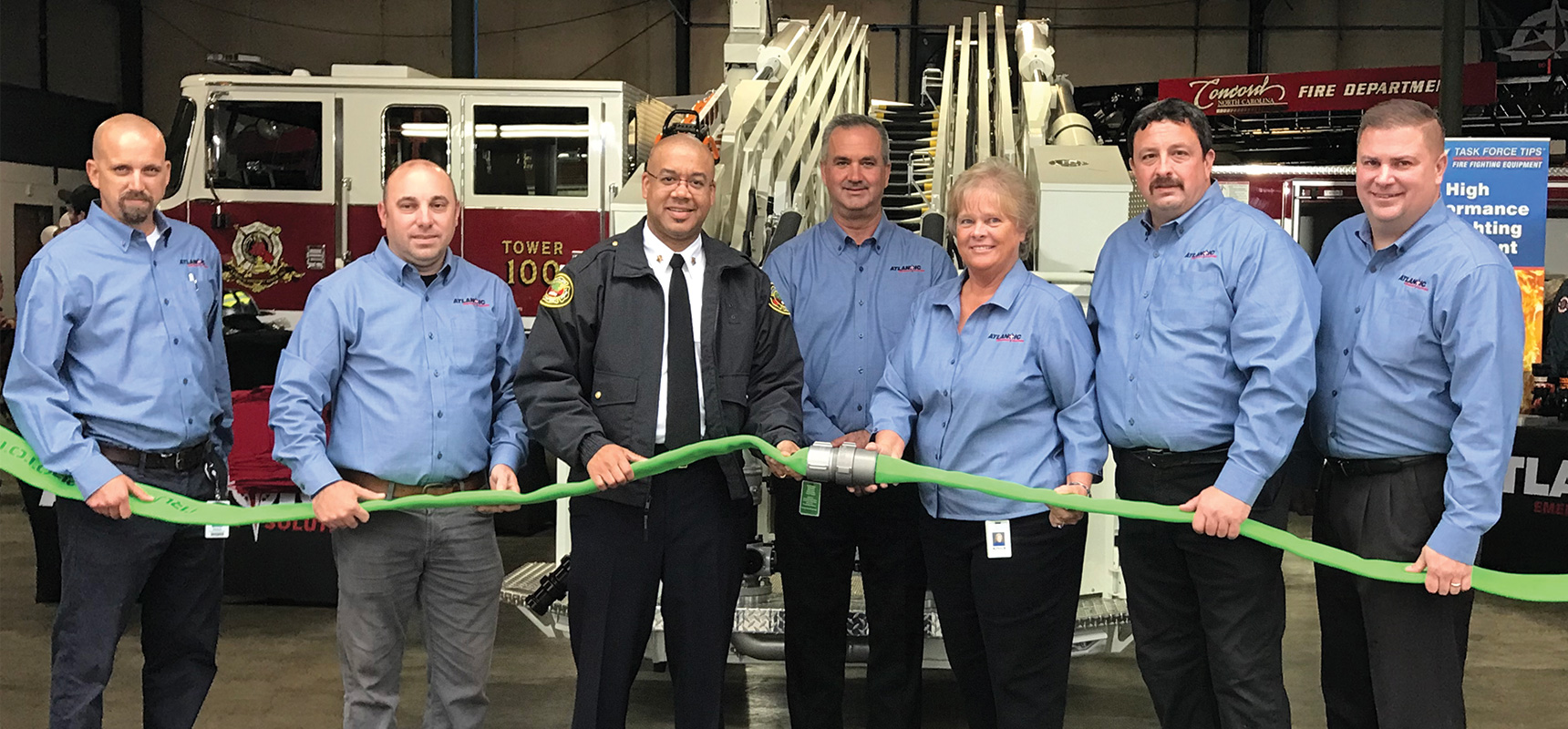 Atlantic Emergency Solutions has opened new service centers located in Salisbury, MD and Charlotte, NC