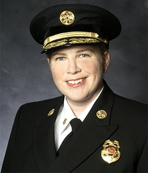 IAFC Fire Chief of the Year, Career Chief Hayes-White