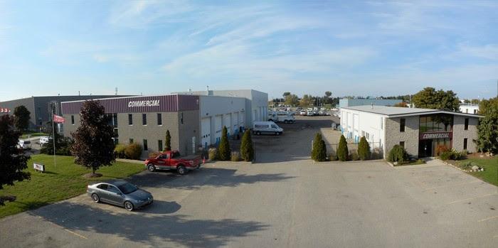 Commercial Truck Equipment Corporation - Woodstock