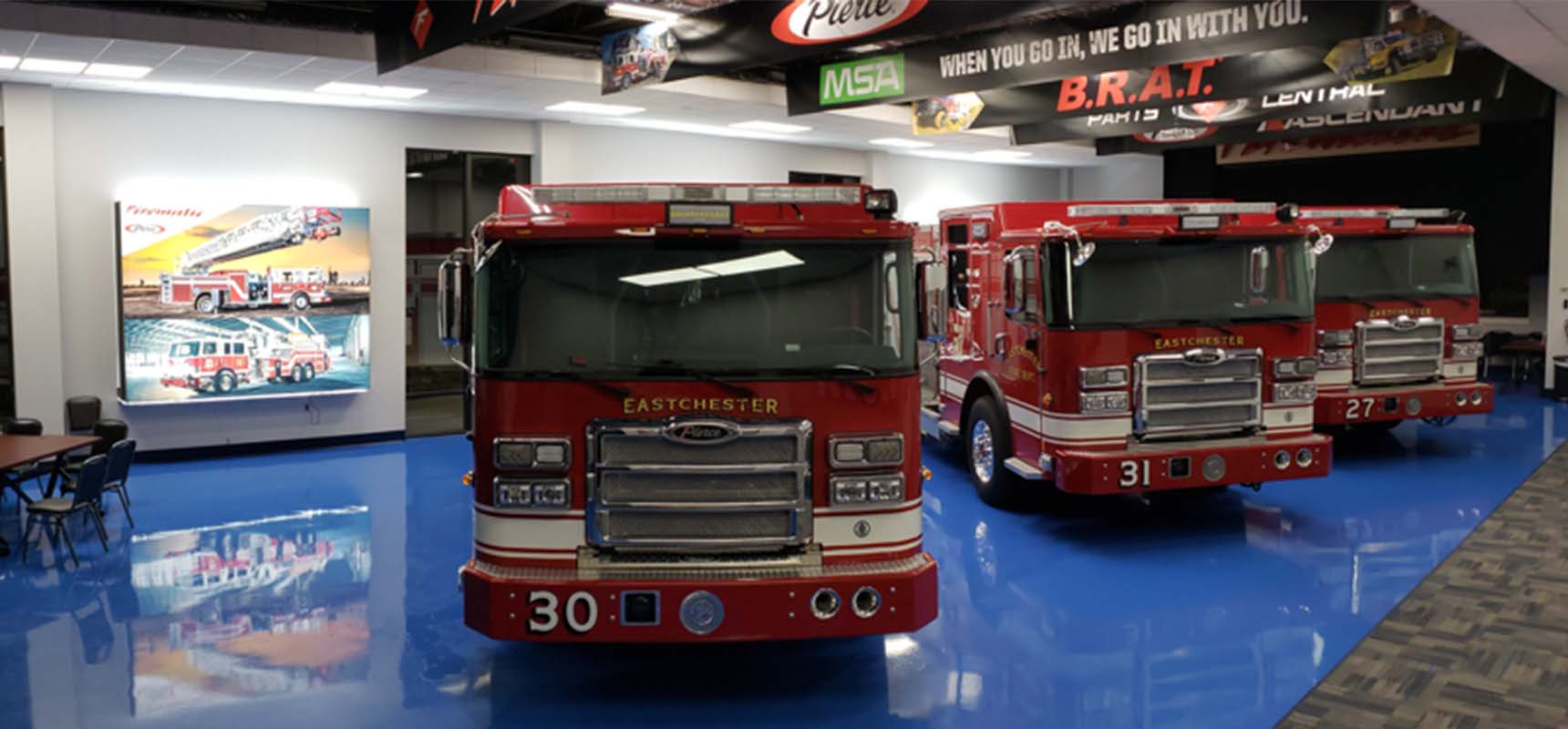 Firematic Supply Company has opened a new showroom and service center