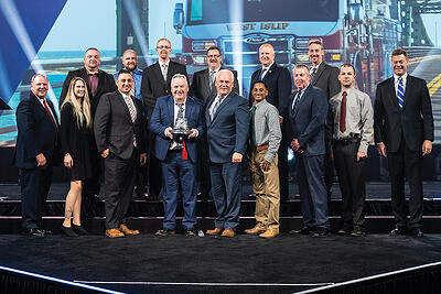 Firematic was honored with Pierce Manufacturing's 2019 Dealer of the Year Award
