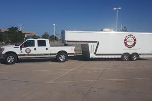 A Siddons-Martin mobile service unit which brings the companies fleet to a total of 40 units.