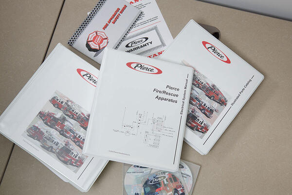 Pierce Product Support Manuals