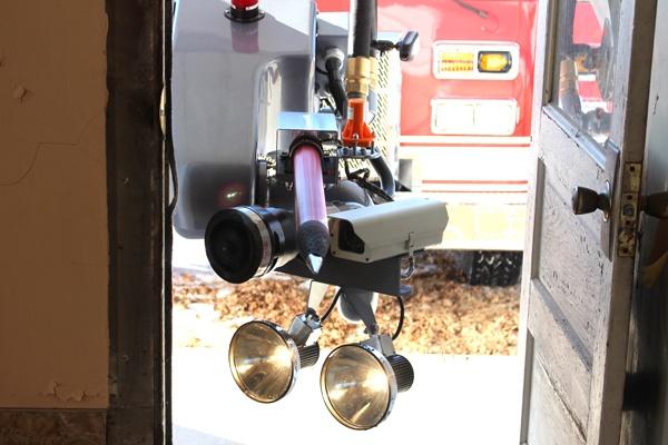 Snozzle Camera