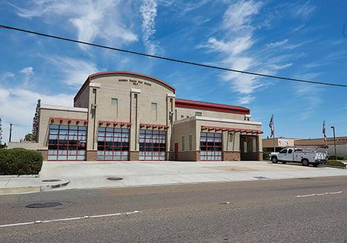 Anaheim-Department