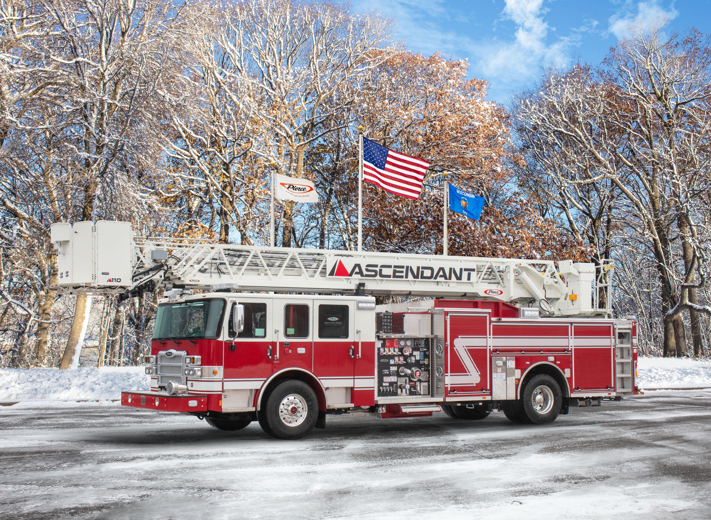 Drumheller Fire Department - Aerial