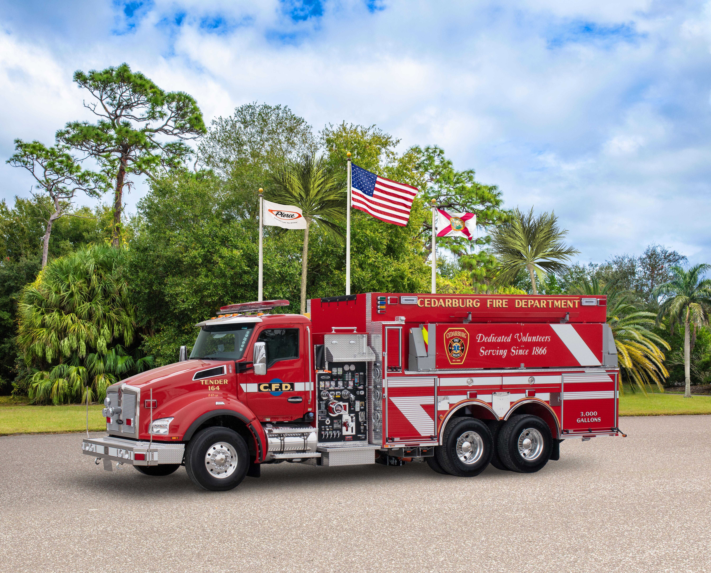 Cedarburg Fire Department - Tanker