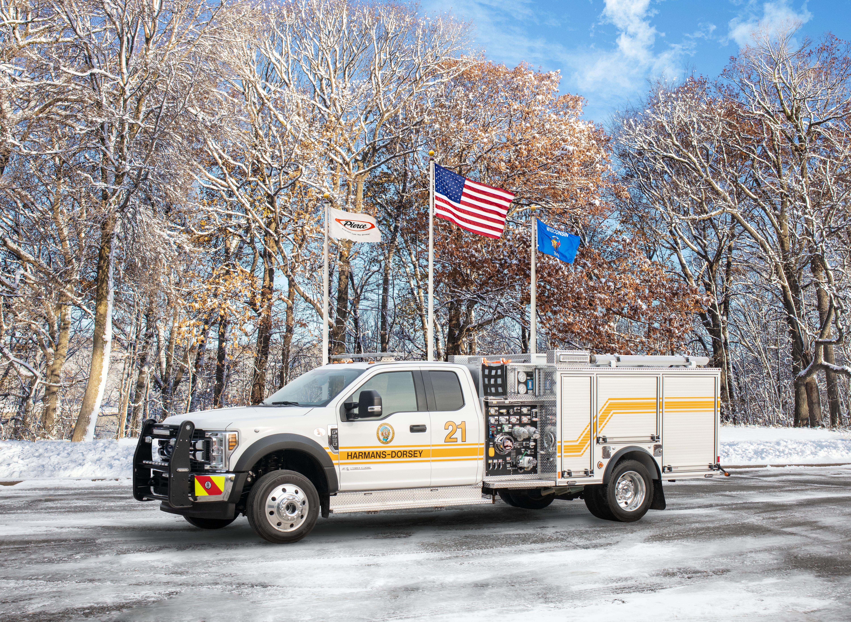 Anne Arundel County Fire Department - Pumper