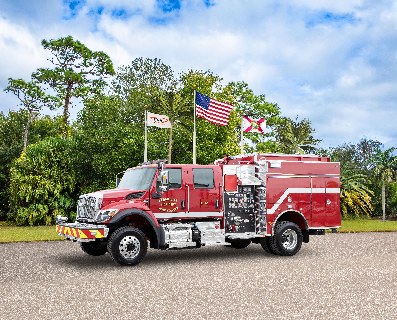 Cedar City Fire Department - Pumper