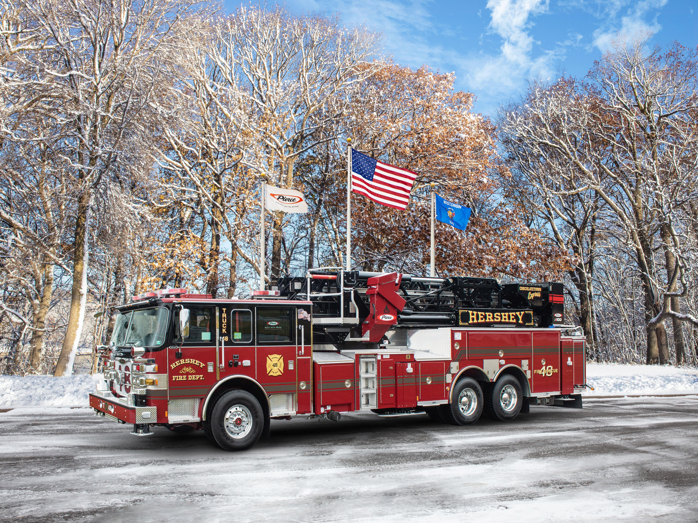 Hershey Volunteer Fire Department - Aerial
