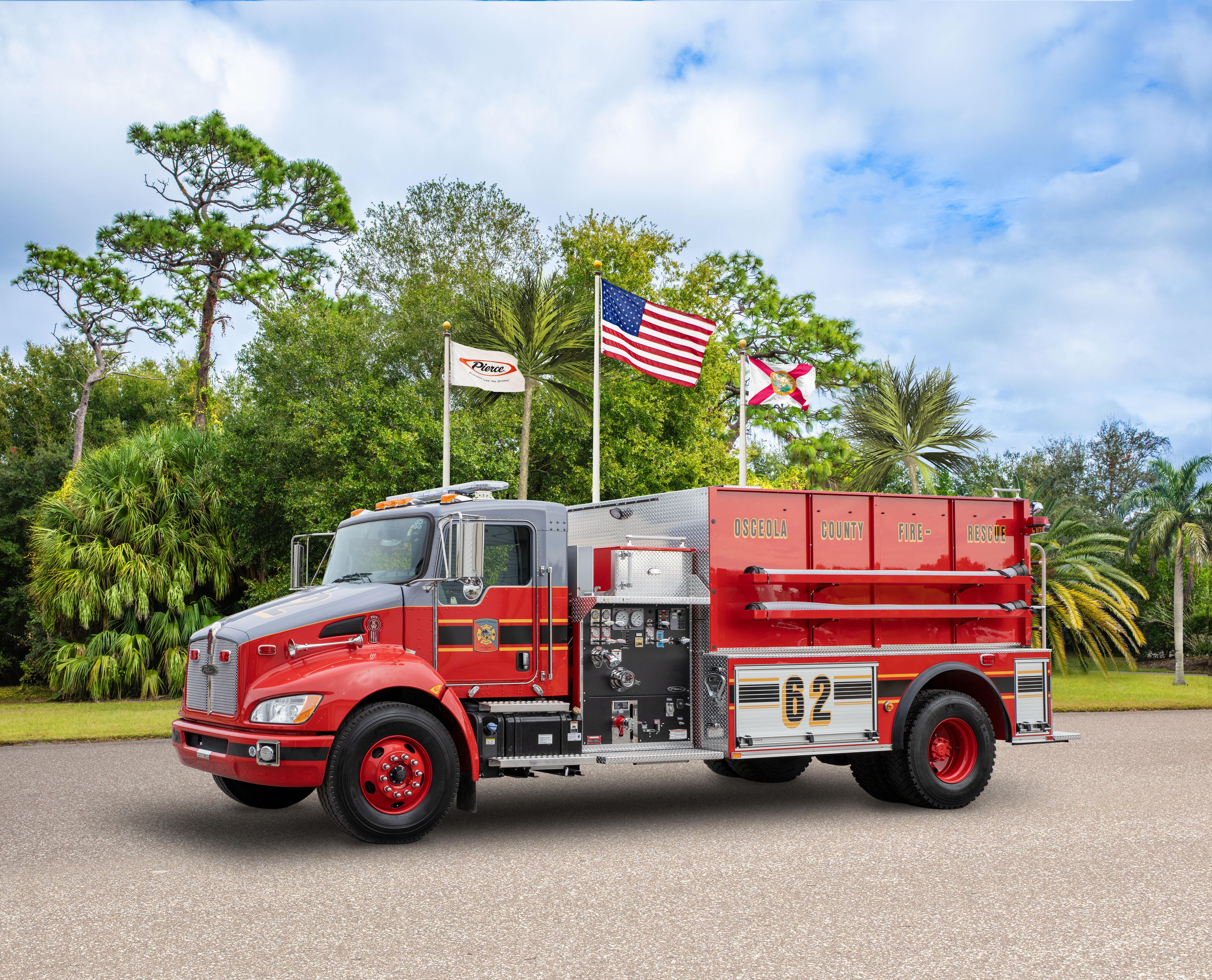 Osceola County Public Safety - Tanker