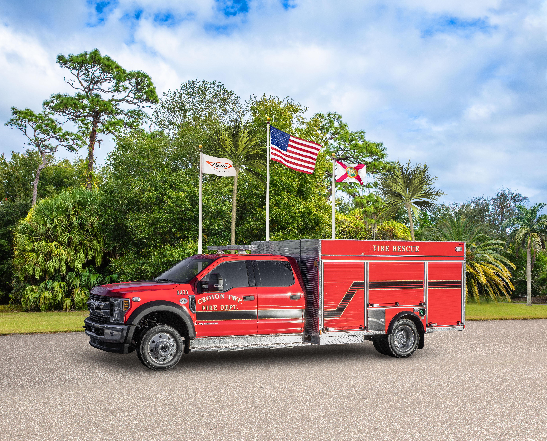Croton Township Fire Department - Pumper