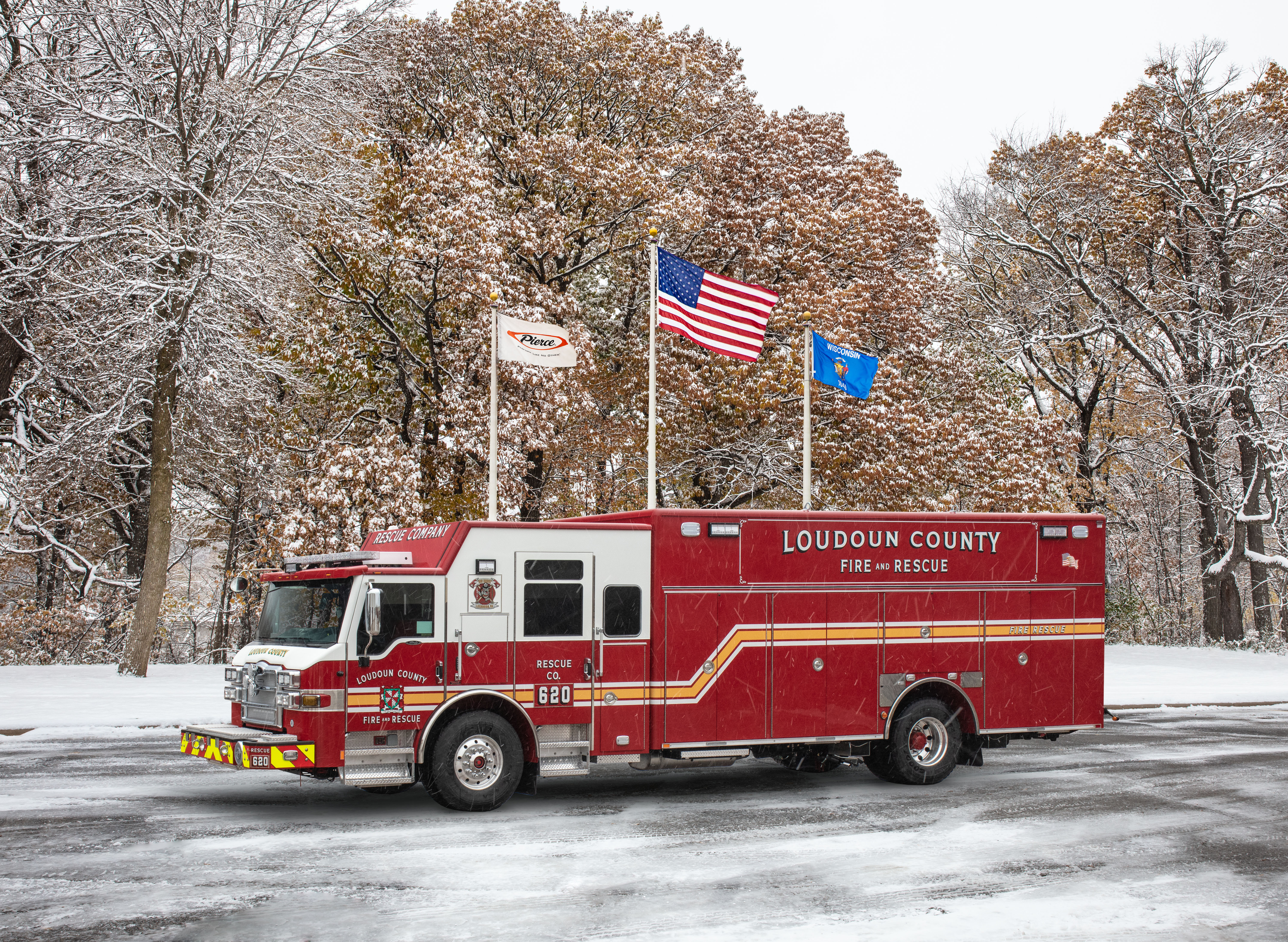 Loudoun County Department of Fire & Emergency Svc - Rescue