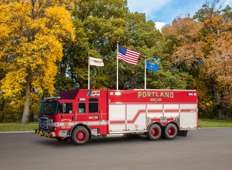 Portland Fire Department - Rescue