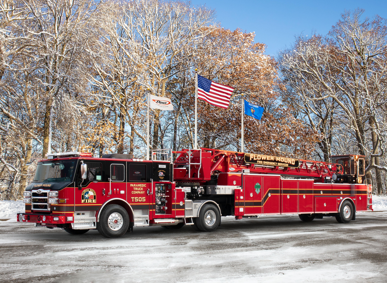 Flower Mound Fire Department - Aerial