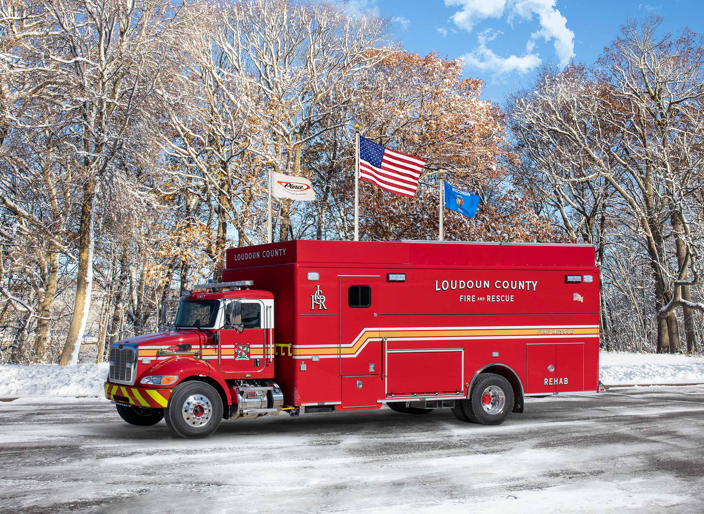 Loudoun County Department of Fire & Emergency Serv - Rescue