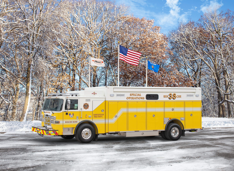 Annapolis City Fire Department - Rescue