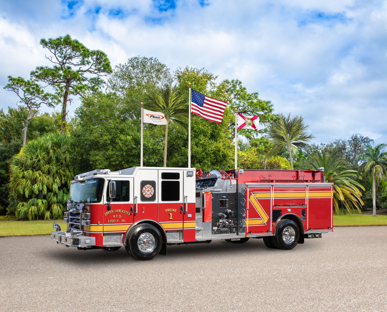 Upper Lancaster Volunteer Fire Department - Pumper