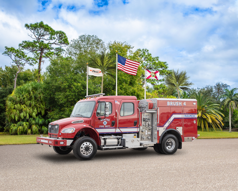 Santee Fire Department - Pumper