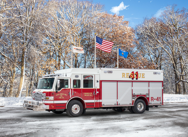 Little Rocky Hill Volunteer Fire Company - Rescue