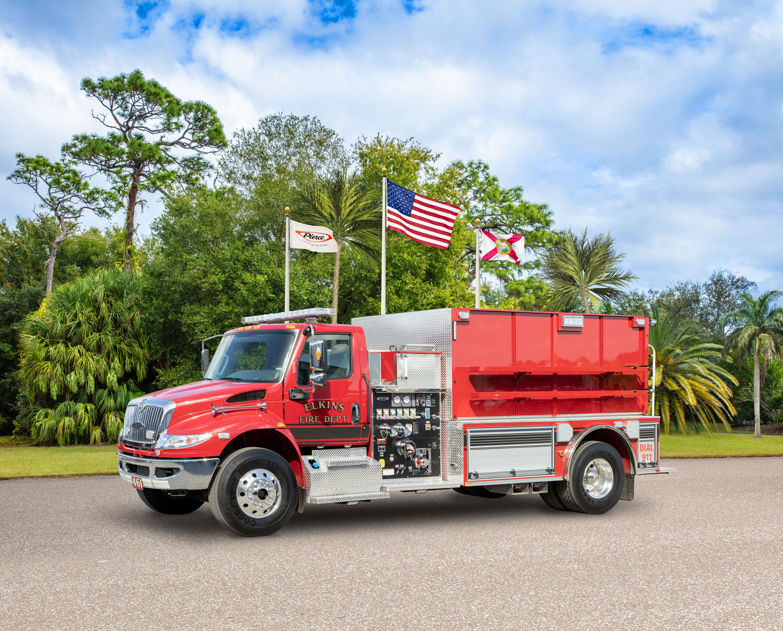 Elkins Fire Department - Tanker