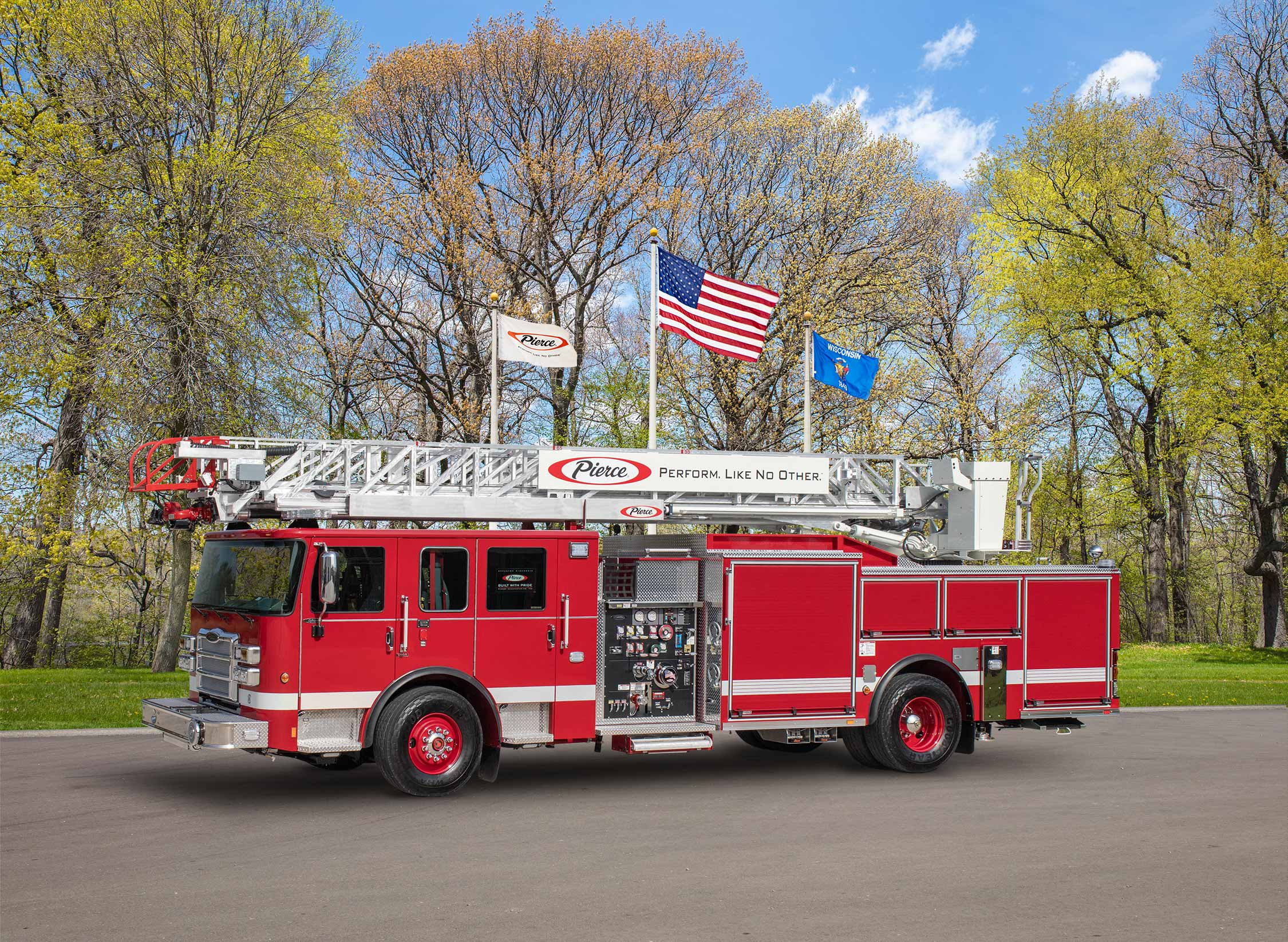 Tiffin Fire and Rescue - Aerial