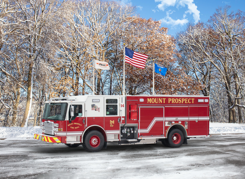 Mount Prospect Fire Department - Pumper