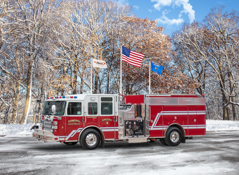 Edmond Fire & Rescue - Pumper