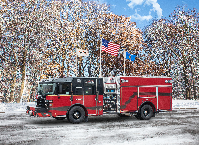 Alexis Fire Department - Pumper