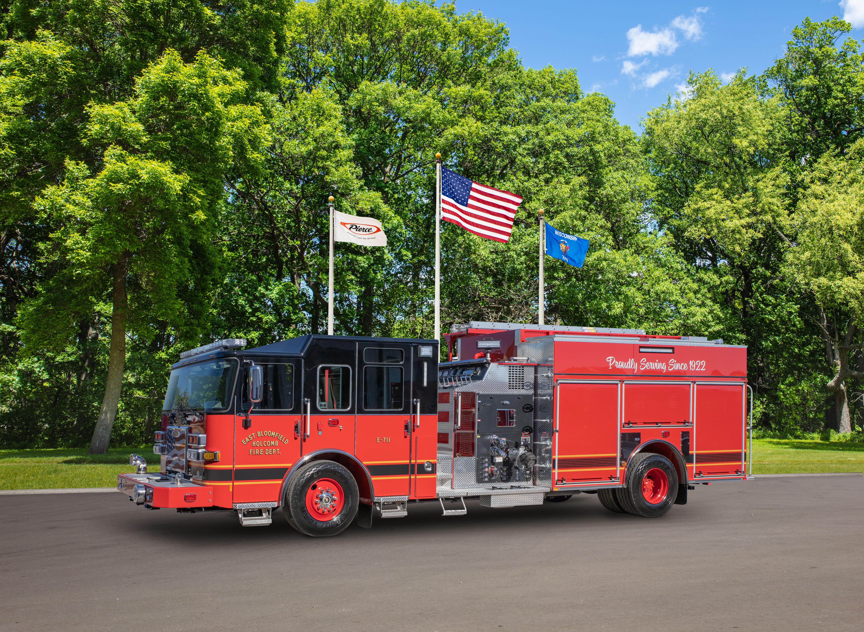 East Bloomfield Fire District - Pumper