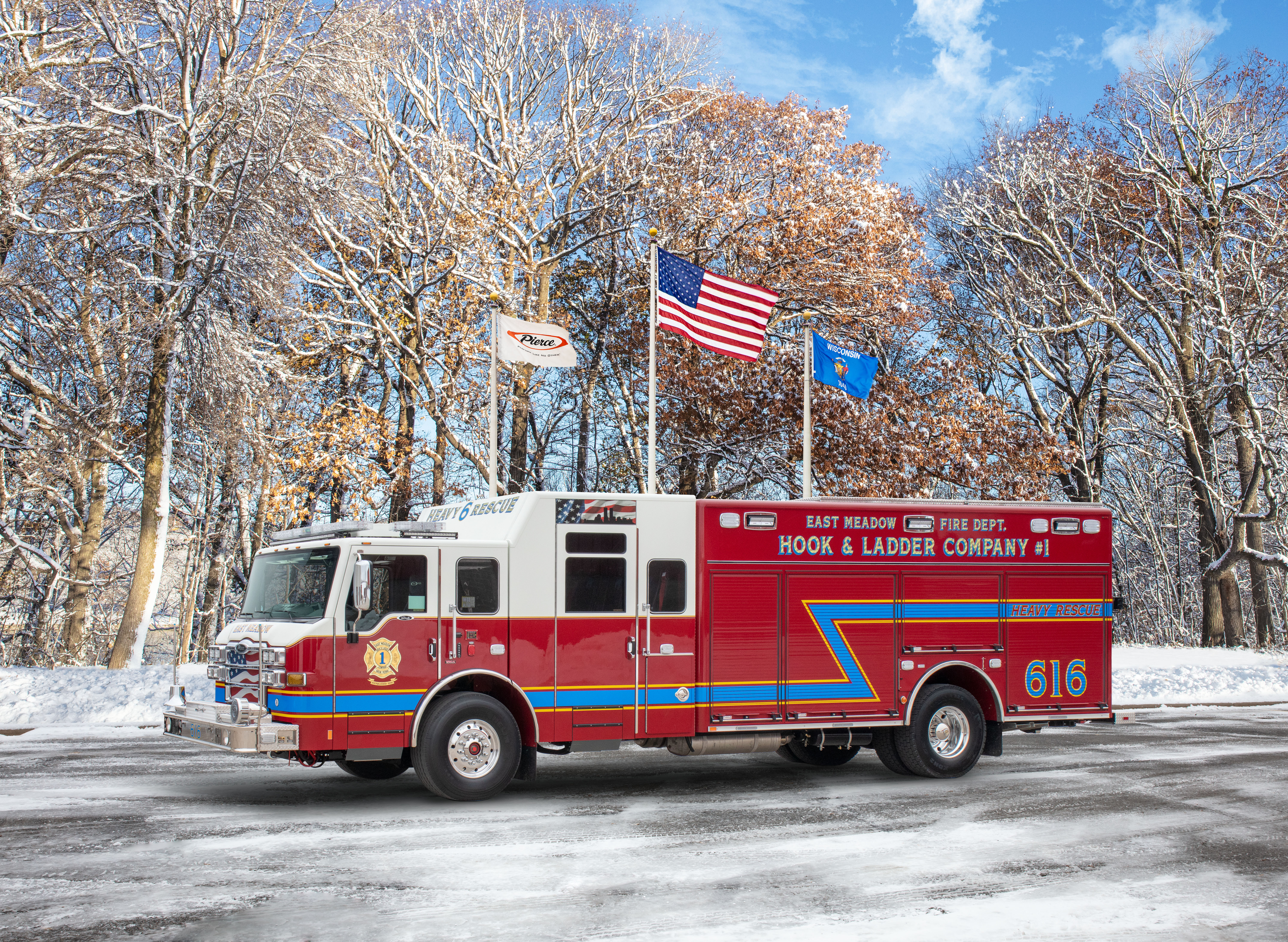 East Meadow Fire District - Rescue