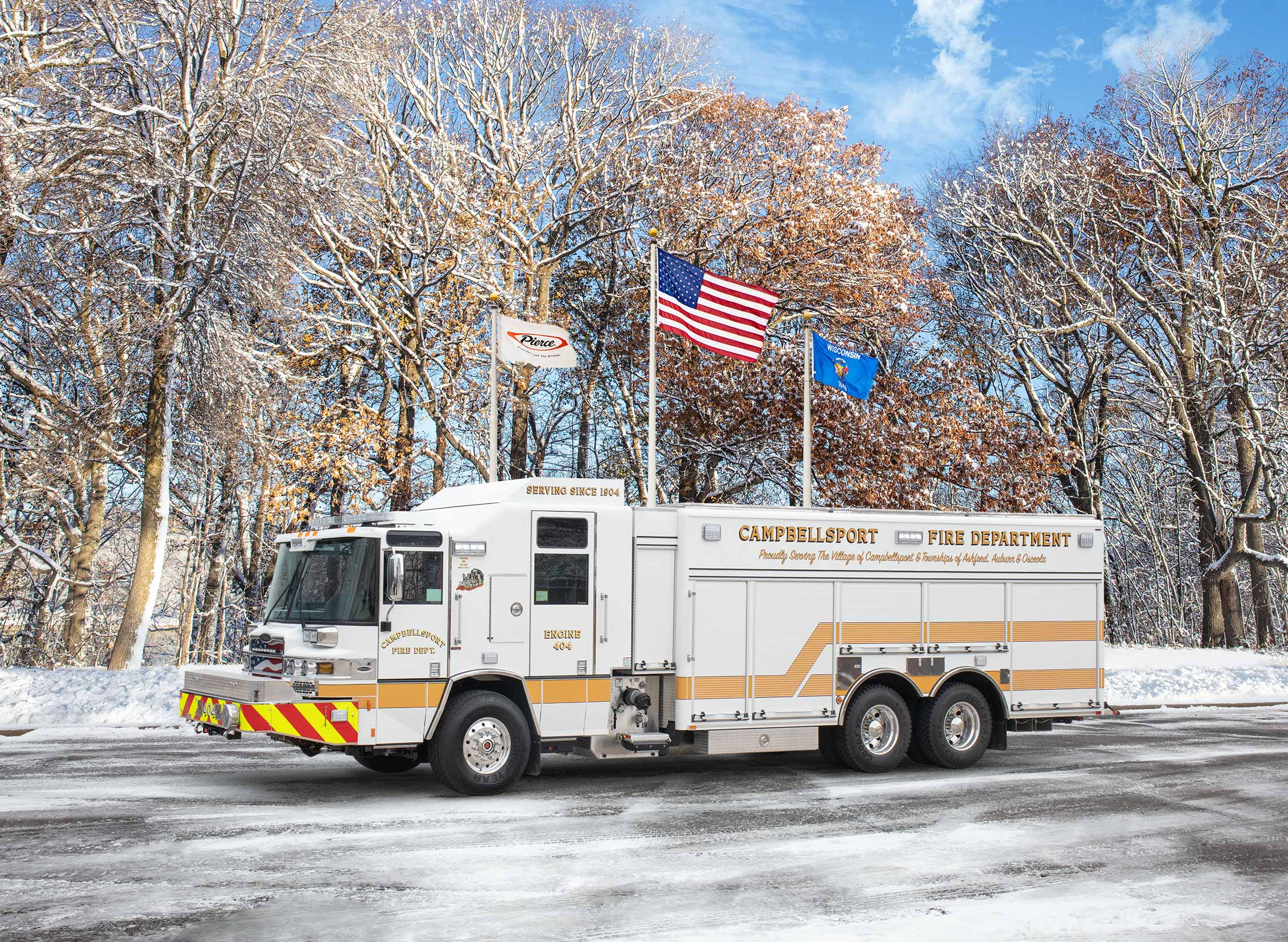 Campbellsport Fire Department - Rescue