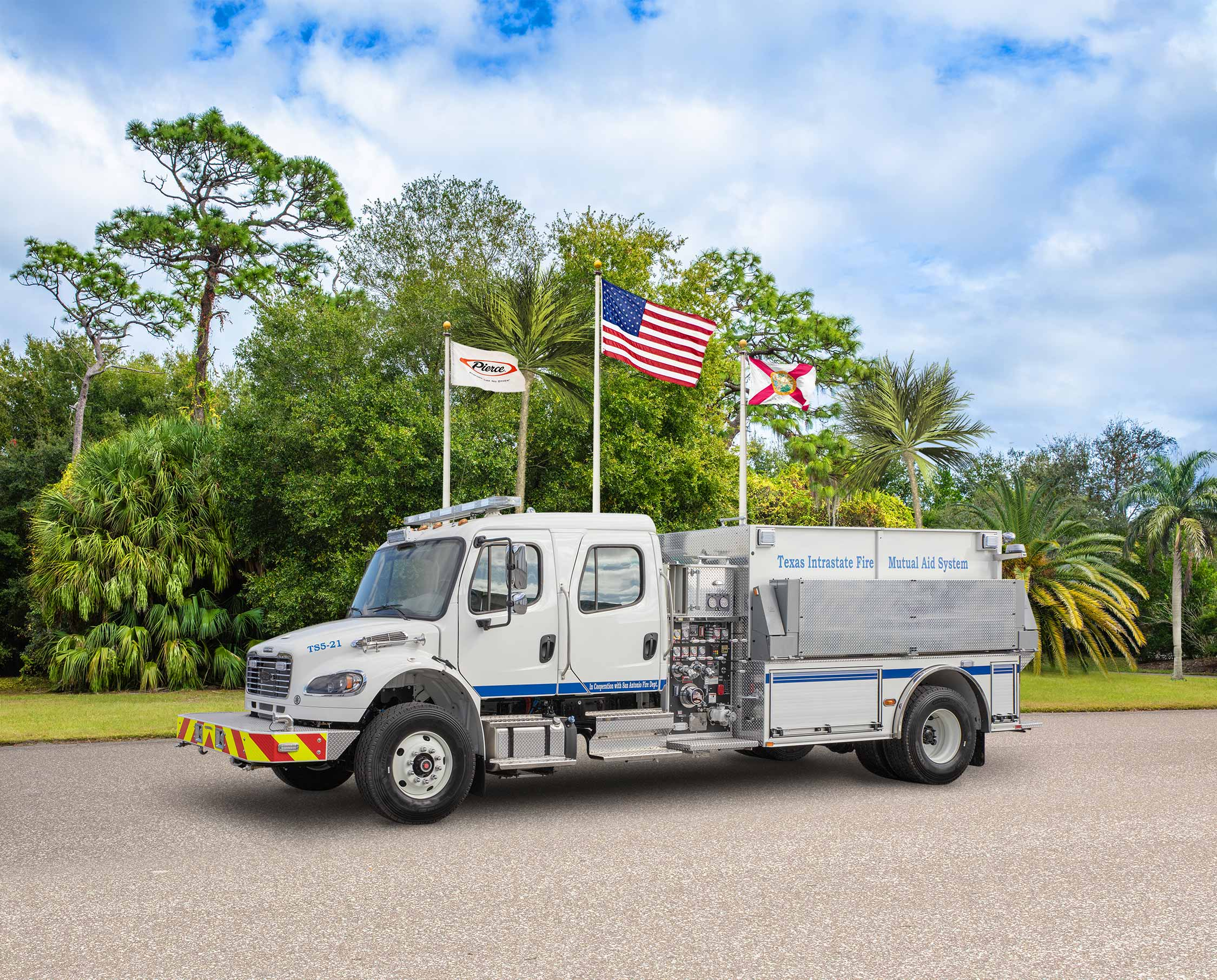 Texas AM Forest Service - Tanker